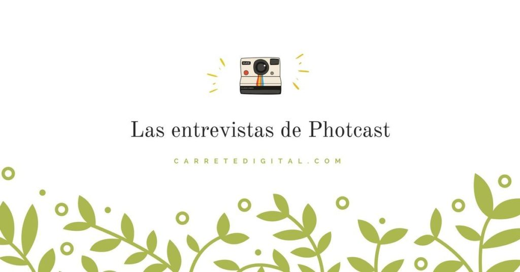 Carrete phot, Entrevistas