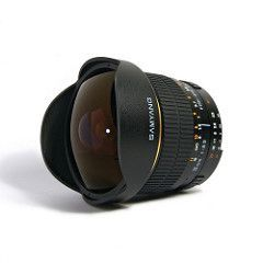 fish-eye lens photo