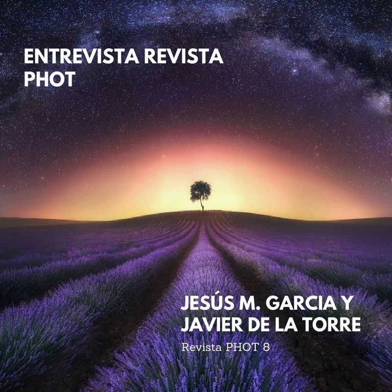 entrevistaJavier de la torre yJesús M. Garcia