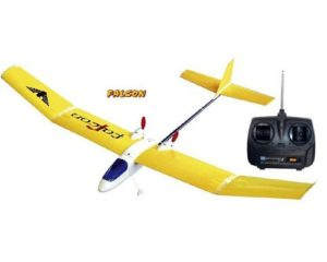 55897 Avion RC Lee Falcon Amarillo