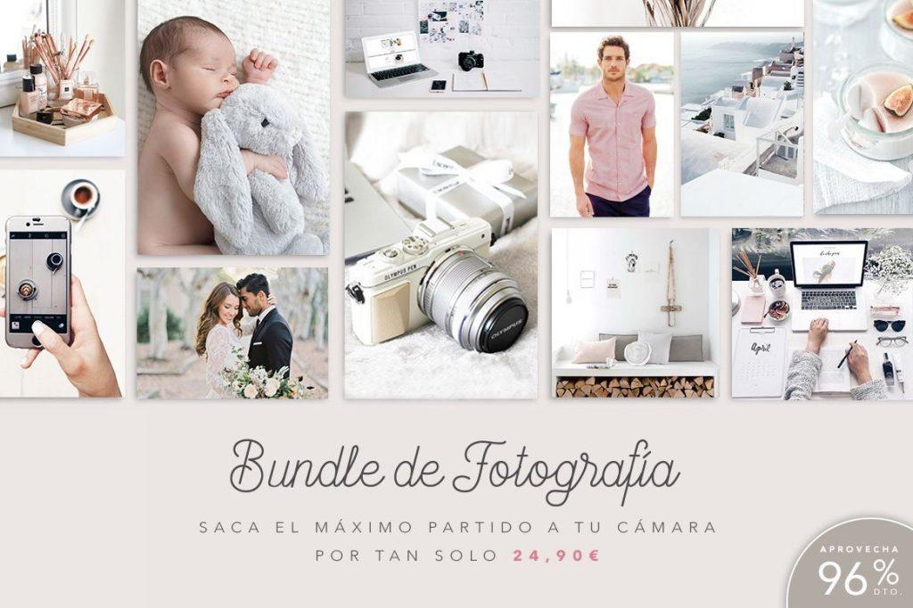 Oferta limitada de pack de cursos fotográficos