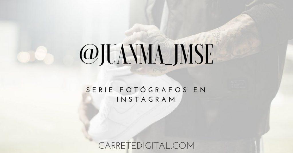 Serie de entrevistas a instagramers, hoy @Juanma_jmse