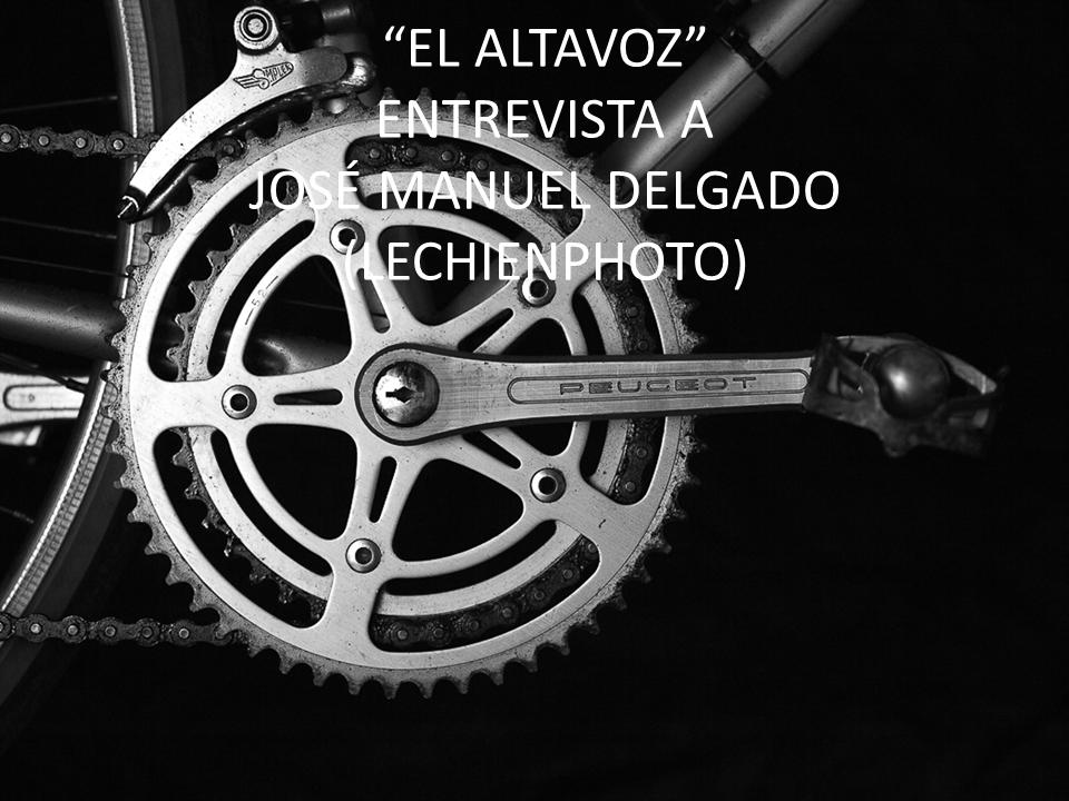 """""""El Altavoz"""". José Manuel Delgado (LechienPhoto)"""