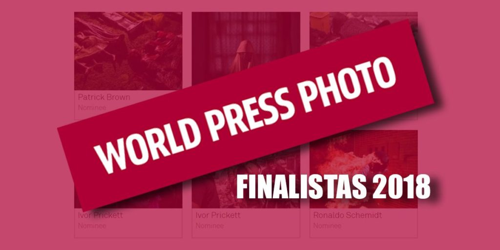 World Press Photo ya tiene finalistas.