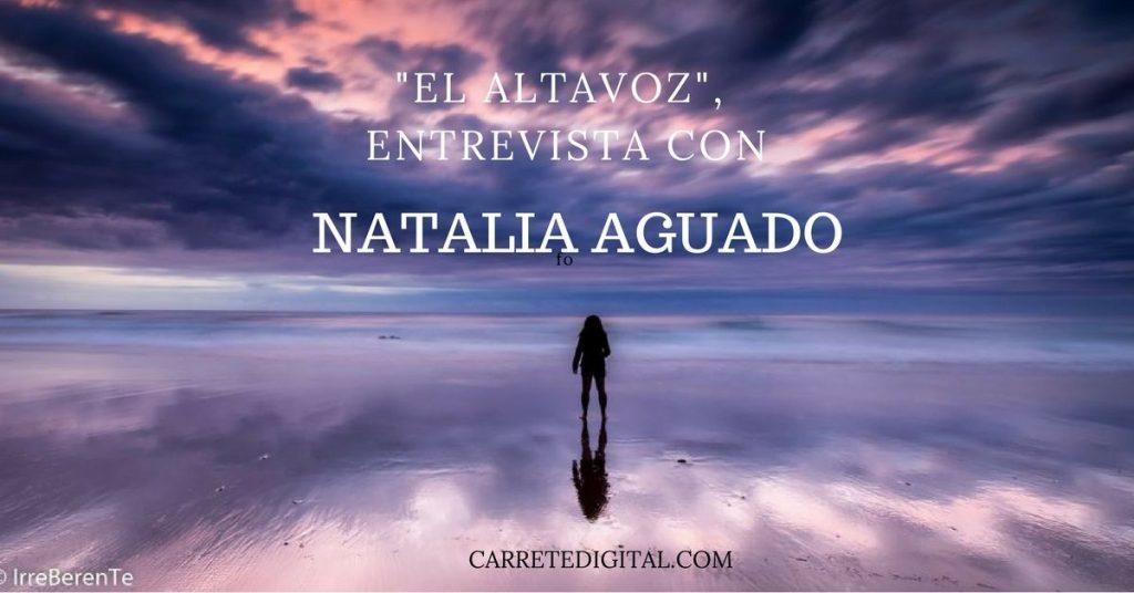 """2. """"El altavoz"""", Natalia Aguado (Irreberente)"""