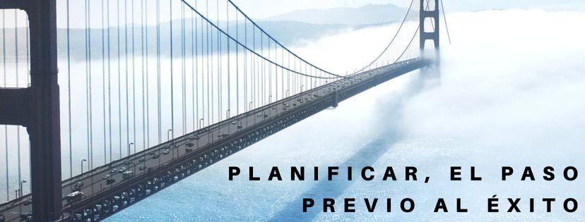 Planificar, el paso previo al éxito