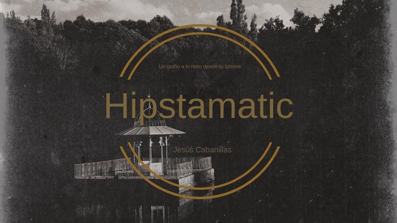 Hipstamatic Jesús Cabanillas fotógrafo de Salamanca