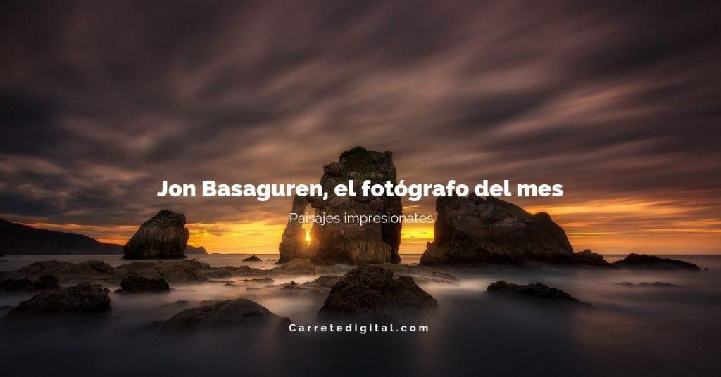 Jon Basaguren el fotógrafo del mes