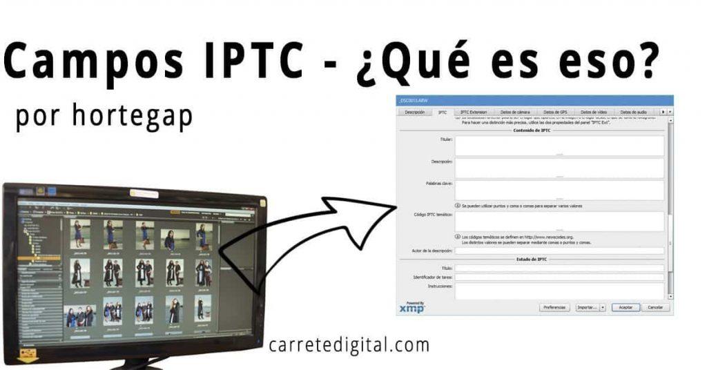 Portada IPTC