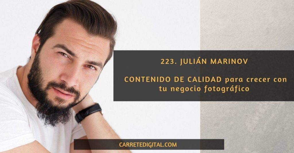 Julián Marinov en Carretedigital