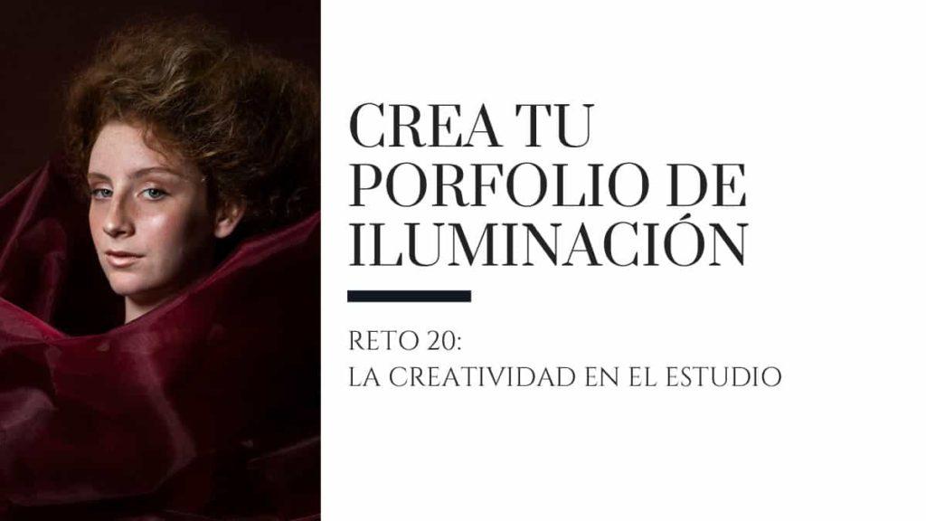 Porfolio de iluminación La creatividad en el estudio Ricardo Espiau cabecera