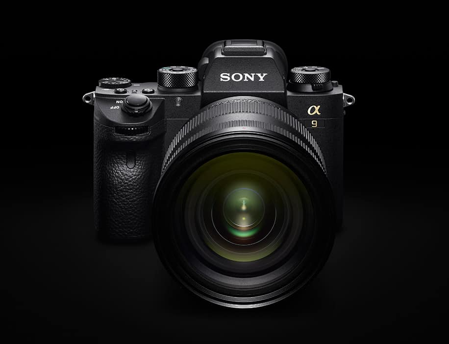 sony a9II en Carrete Digital