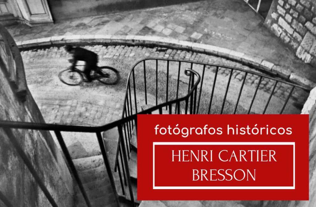 Henri Cartier Bresson fotografo histórico carrete digital